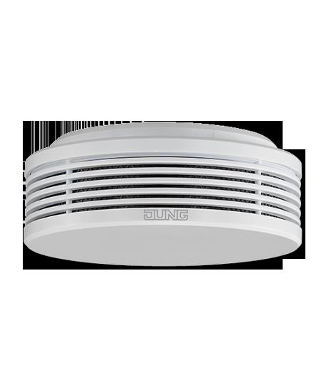 Bevielis Dūmų ir temperatūros detektorius  JUNG FRWM 200 WW