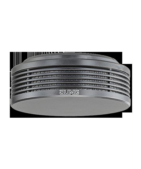 Bevielis Dūmų ir temperatūros detektorius  JUNG FRWM 200 SW