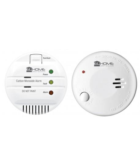 Dūmų ir CO detektorių rinkinys  El Home CSD-01N9