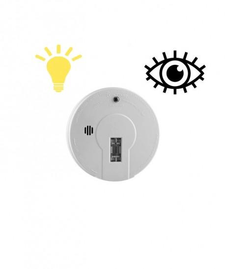 Dūmų detektorius Kidde i9080EU ( šviesos signalizacija)