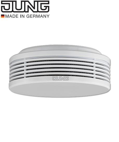Dūmų ir temperatūros detektorius  JUNG RWM 200 WW