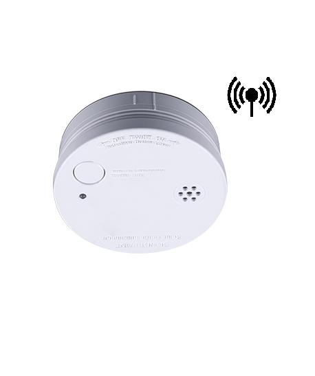Dūmų detektorius NUMENS 205-005 (su belaidžio apjungimo galimybe)